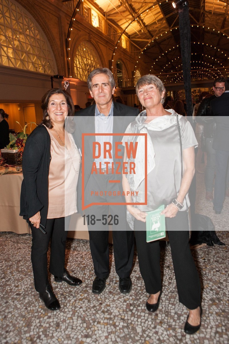 Corrine Levy, Barry Hoffner, Susan Pritzker, Slide Ranch Silver Trowel Awards Dinner & Fundraiser, San Francisco Ferry Building. 2525 Van Ness St, November 12th, 2015,Drew Altizer, Drew Altizer Photography, full-service agency, private events, San Francisco photographer, photographer california