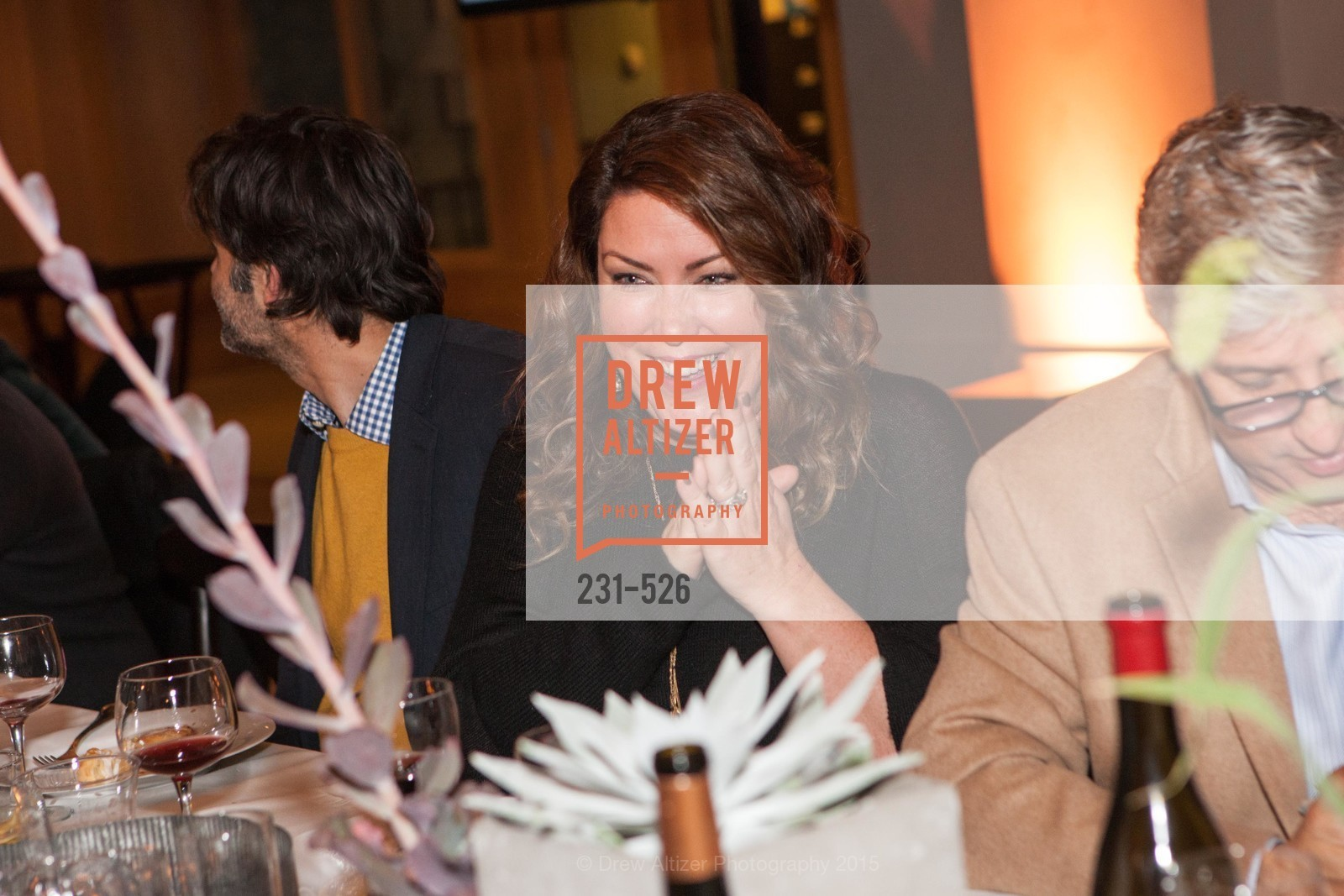 Tolan Florence, Slide Ranch Silver Trowel Awards Dinner & Fundraiser, San Francisco Ferry Building. 2525 Van Ness St, November 12th, 2015,Drew Altizer, Drew Altizer Photography, full-service agency, private events, San Francisco photographer, photographer california