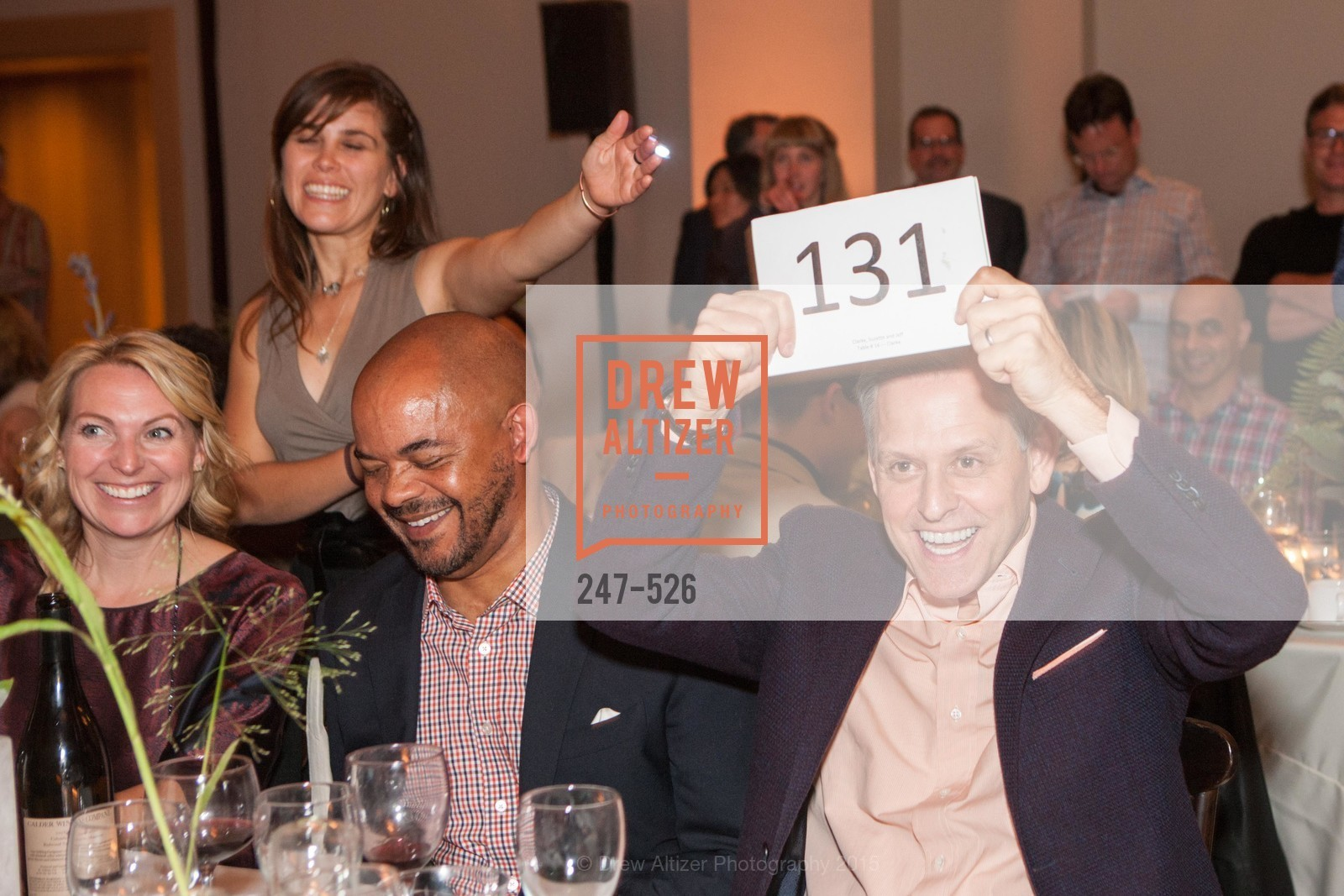 Gabrielle Baird, David Ibnale, Jeff Clarke, Slide Ranch Silver Trowel Awards Dinner & Fundraiser, San Francisco Ferry Building. 2525 Van Ness St, November 12th, 2015,Drew Altizer, Drew Altizer Photography, full-service agency, private events, San Francisco photographer, photographer california