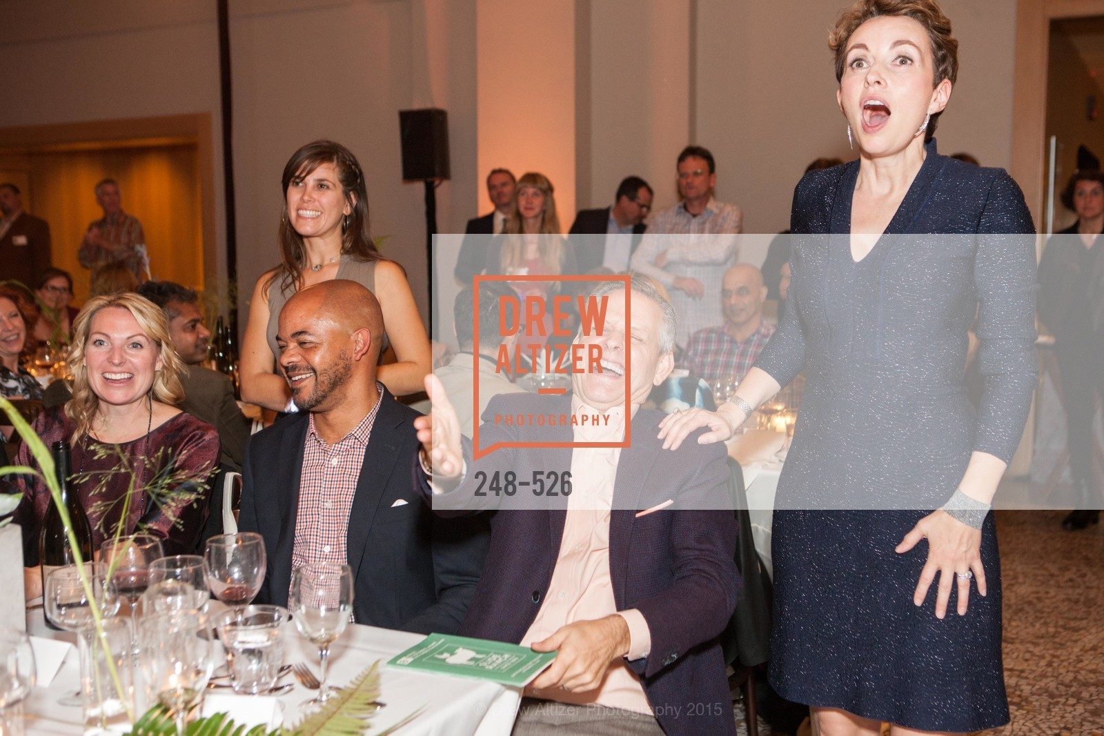 Gabrielle Baird, David Ibnale, Suzette Clarke, Jeff Clarke, Slide Ranch Silver Trowel Awards Dinner & Fundraiser, San Francisco Ferry Building. 2525 Van Ness St, November 12th, 2015,Drew Altizer, Drew Altizer Photography, full-service agency, private events, San Francisco photographer, photographer california