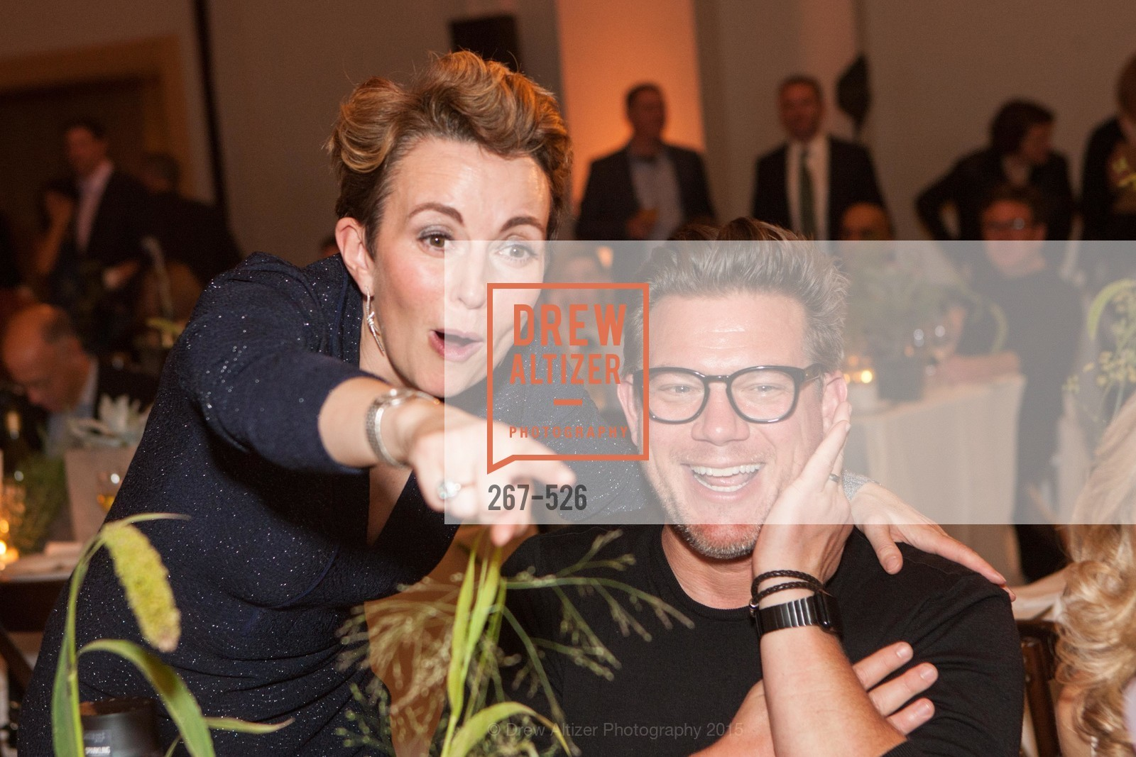 Suzette Clarke, Tyler Florence, Slide Ranch Silver Trowel Awards Dinner & Fundraiser, San Francisco Ferry Building. 2525 Van Ness St, November 12th, 2015,Drew Altizer, Drew Altizer Photography, full-service agency, private events, San Francisco photographer, photographer california