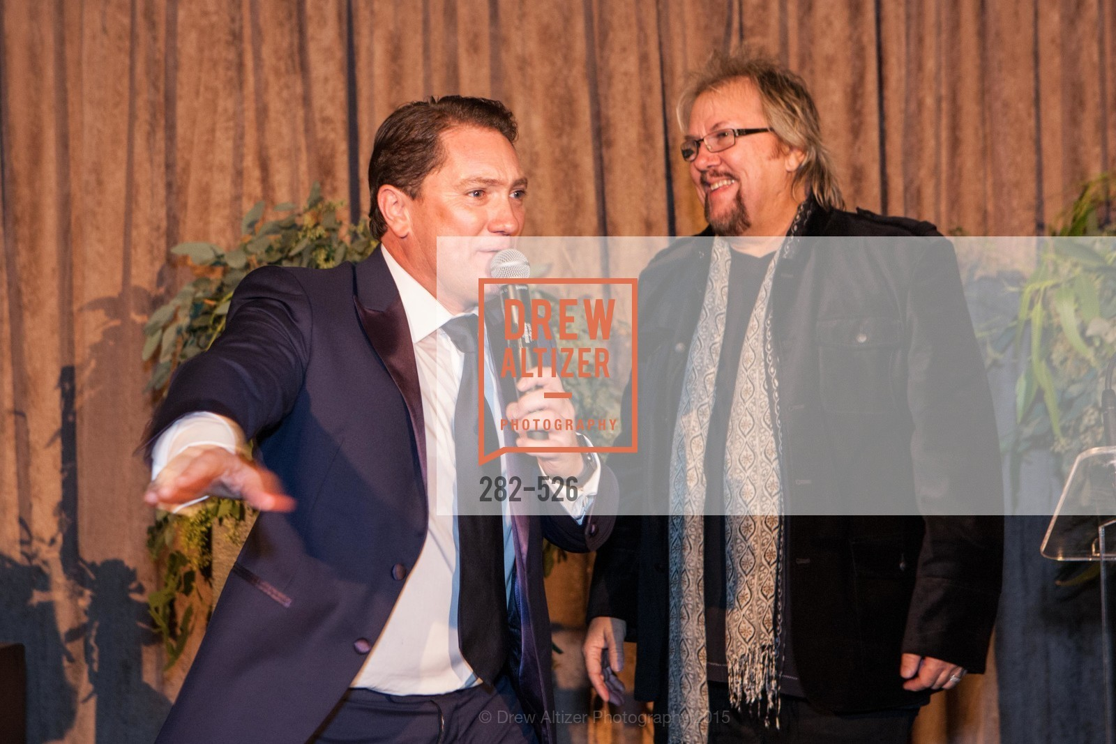 Liam Mayclem, David Pack, Slide Ranch Silver Trowel Awards Dinner & Fundraiser, San Francisco Ferry Building. 2525 Van Ness St, November 12th, 2015,Drew Altizer, Drew Altizer Photography, full-service agency, private events, San Francisco photographer, photographer california