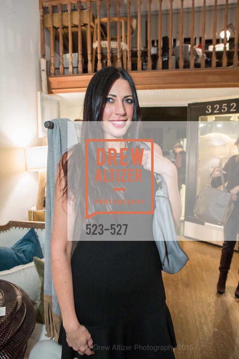 Courtney Trump, Parisian Design Showcase: Maison et Objet preview, Jessie Black Boutique. 3252 Sacramento St, November 12th, 2015,Drew Altizer, Drew Altizer Photography, full-service agency, private events, San Francisco photographer, photographer california