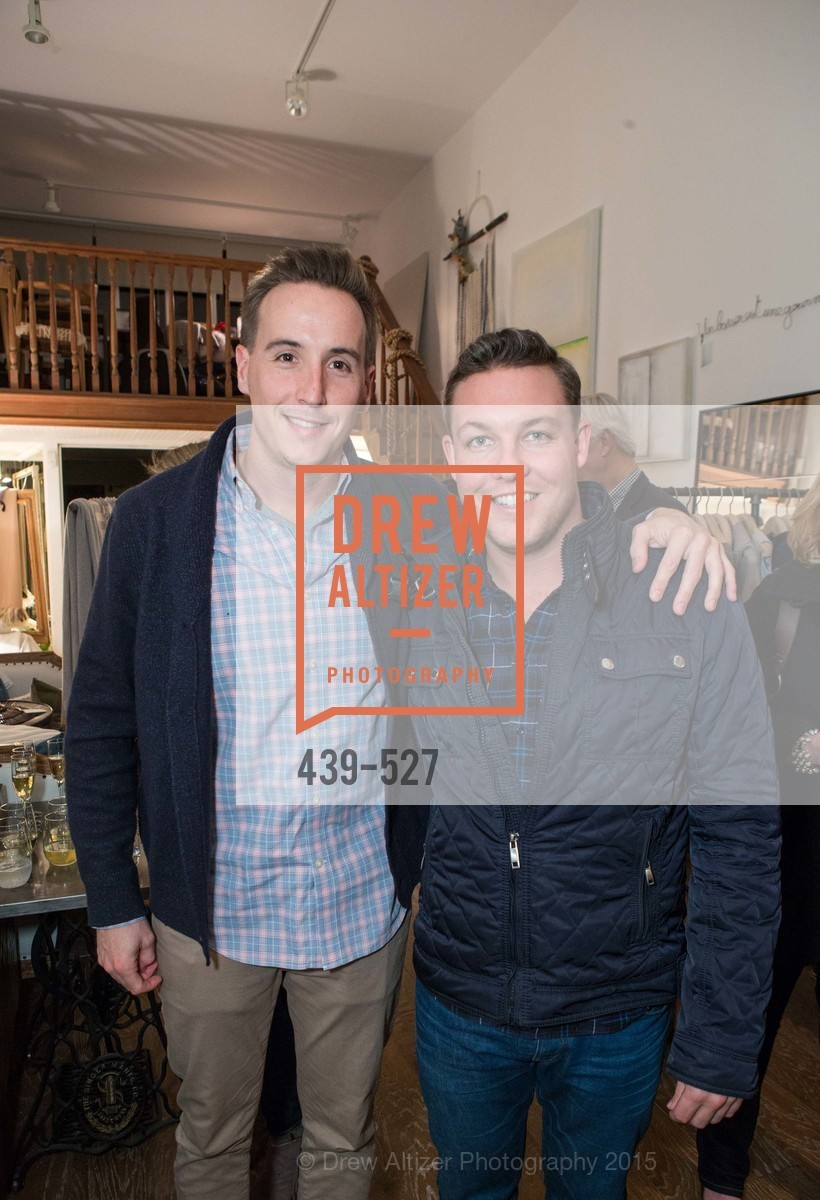 Frank Dudley, Kyle Walsh, Parisian Design Showcase: Maison et Objet preview, Jessie Black Boutique. 3252 Sacramento St, November 12th, 2015,Drew Altizer, Drew Altizer Photography, full-service agency, private events, San Francisco photographer, photographer california