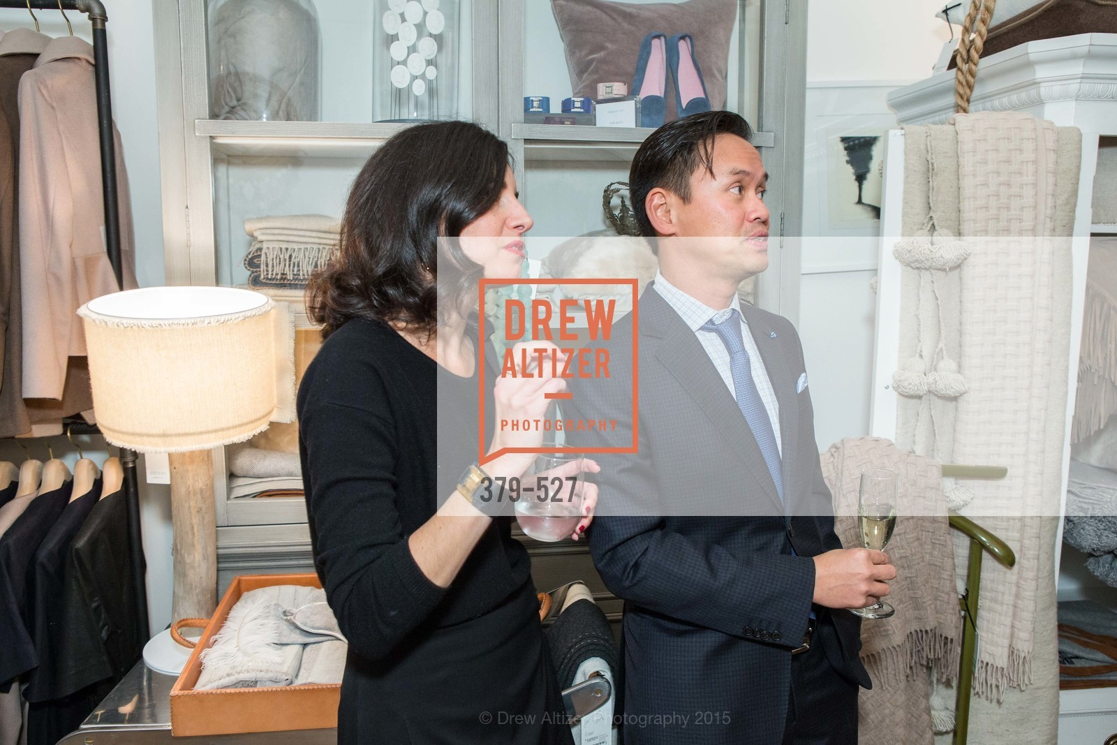 Carla Vinhas, Jonathan Rachman, Parisian Design Showcase: Maison et Objet preview, Jessie Black Boutique. 3252 Sacramento St, November 12th, 2015,Drew Altizer, Drew Altizer Photography, full-service agency, private events, San Francisco photographer, photographer california