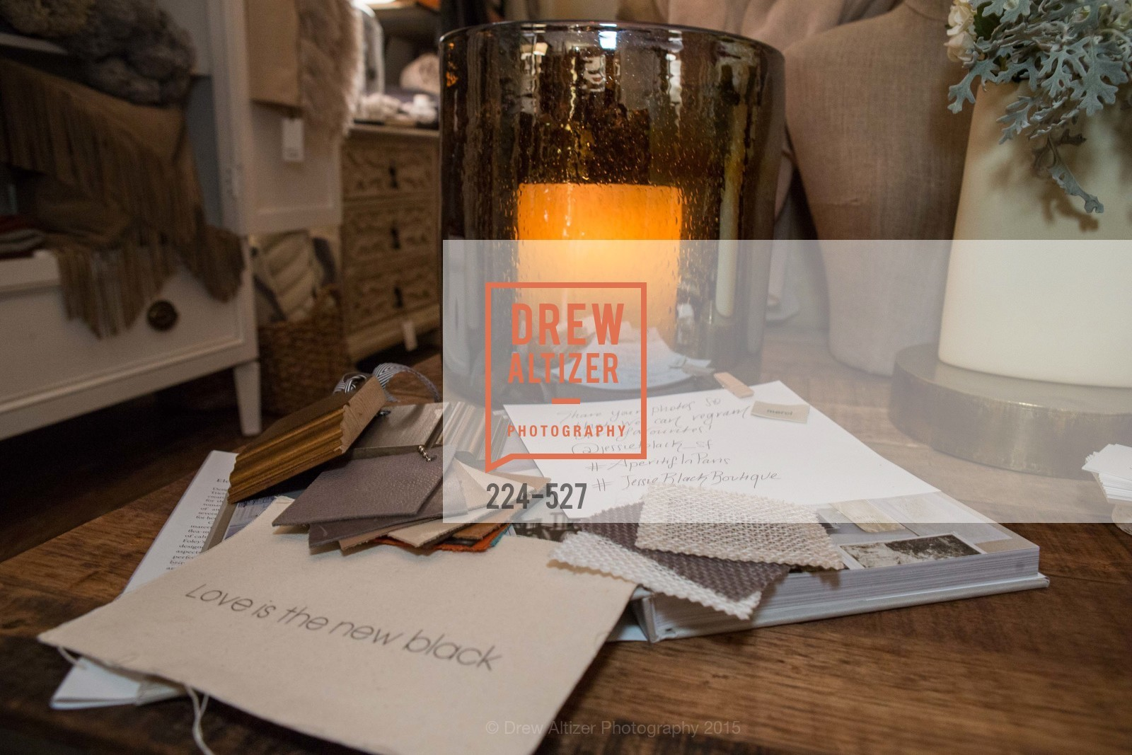 Atmosphere, Parisian Design Showcase: Maison et Objet preview, Jessie Black Boutique. 3252 Sacramento St, November 12th, 2015,Drew Altizer, Drew Altizer Photography, full-service agency, private events, San Francisco photographer, photographer california