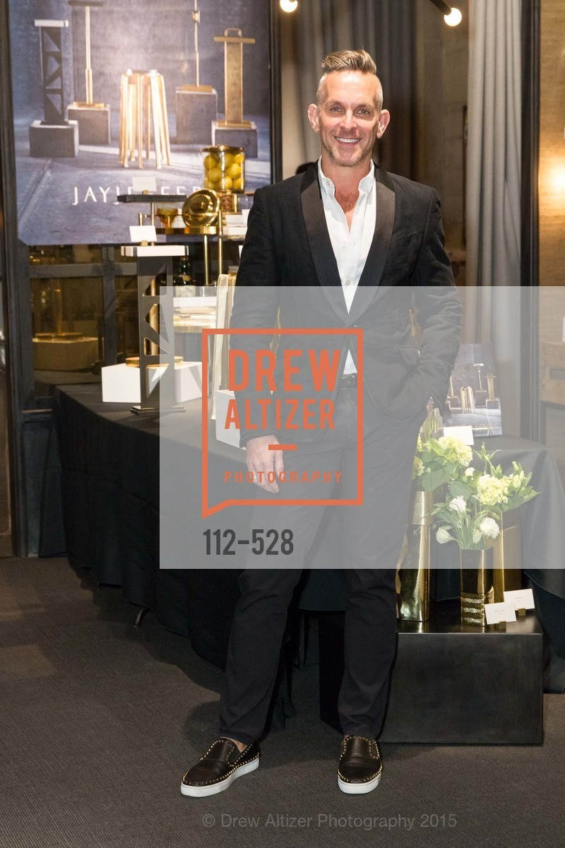 Jay Jeffers, Jay Jeffers for Arteriors Launch, Jay Jeffers - The Store. 1035 Post St, November 12th, 2015,Drew Altizer, Drew Altizer Photography, full-service event agency, private events, San Francisco photographer, photographer California