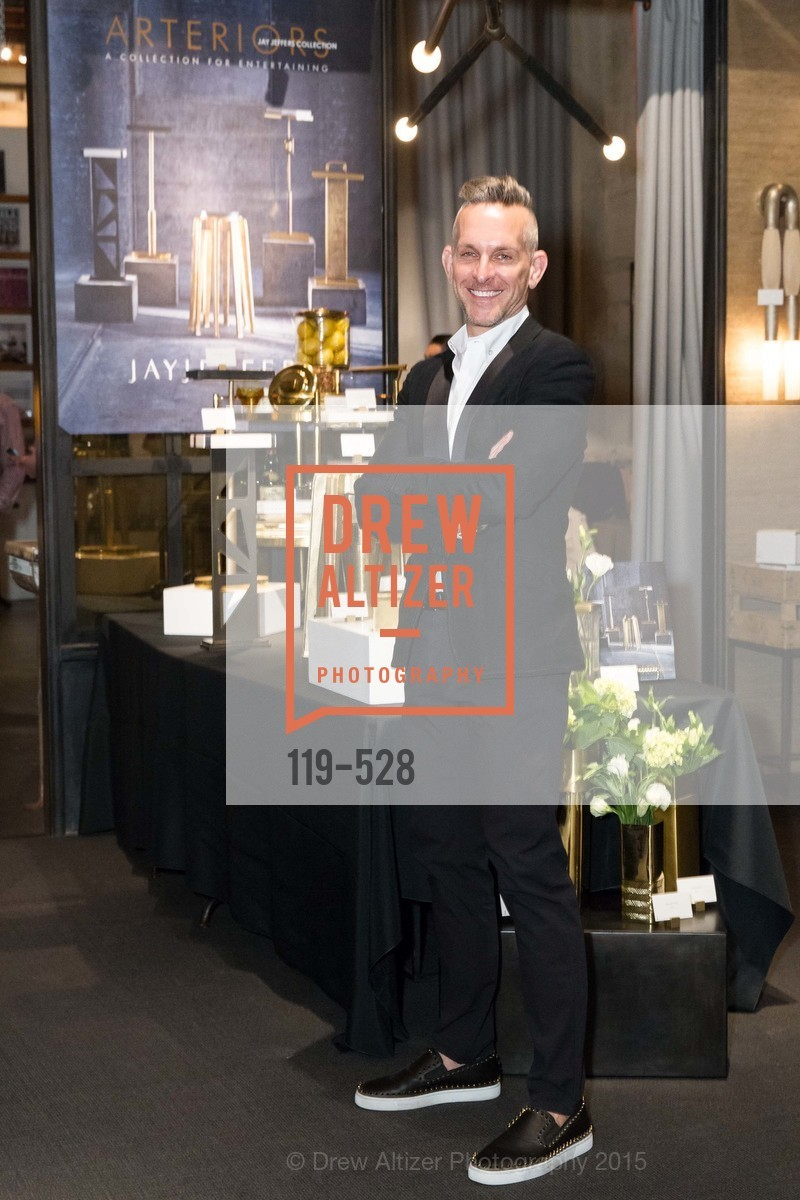 Jay Jeffers, Jay Jeffers for Arteriors Launch, Jay Jeffers - The Store. 1035 Post St, November 12th, 2015,Drew Altizer, Drew Altizer Photography, full-service agency, private events, San Francisco photographer, photographer california