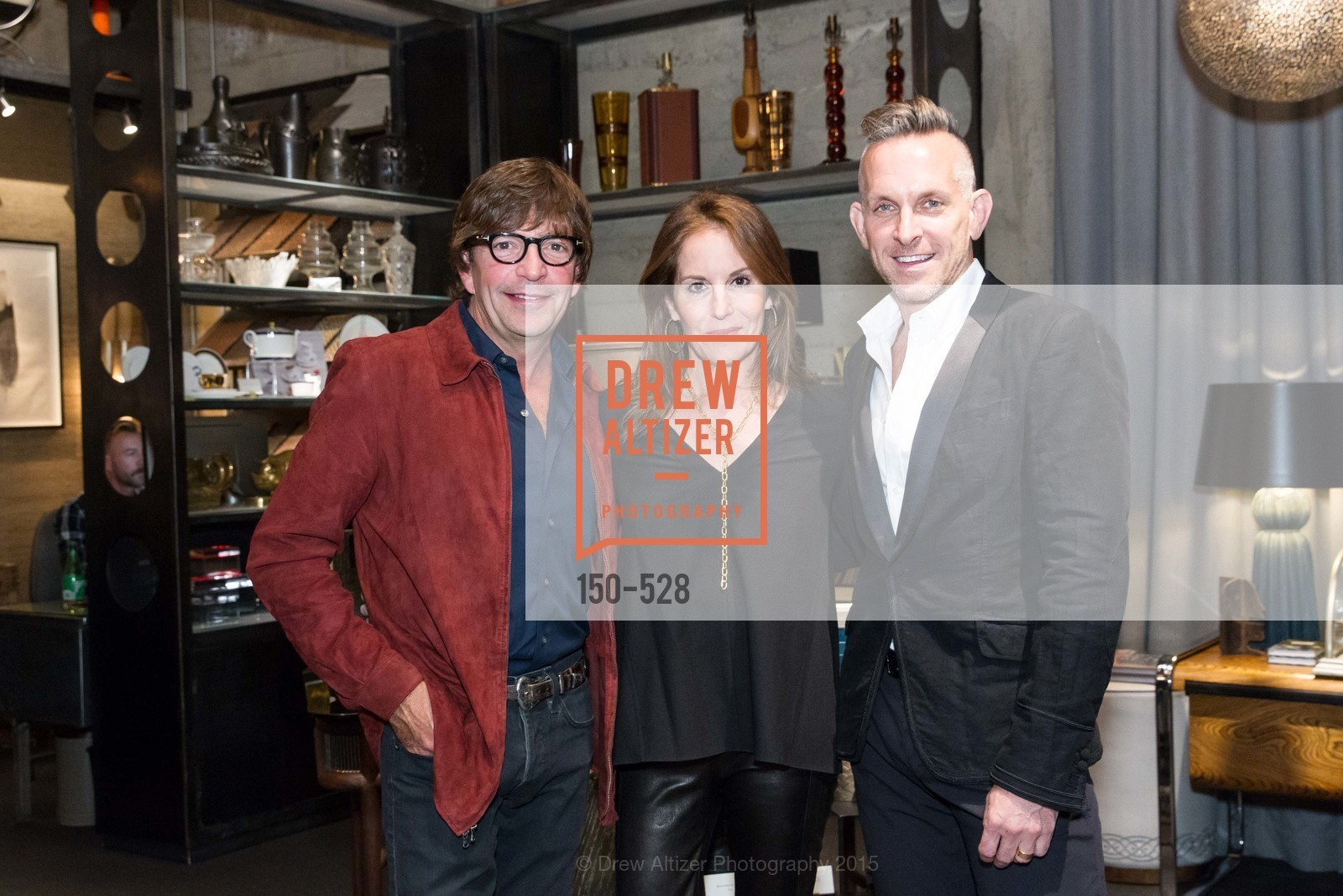Mark Moussa, Juliette Aston, Jay Jeffers, Jay Jeffers for Arteriors Launch, Jay Jeffers - The Store. 1035 Post St, November 12th, 2015,Drew Altizer, Drew Altizer Photography, full-service agency, private events, San Francisco photographer, photographer california