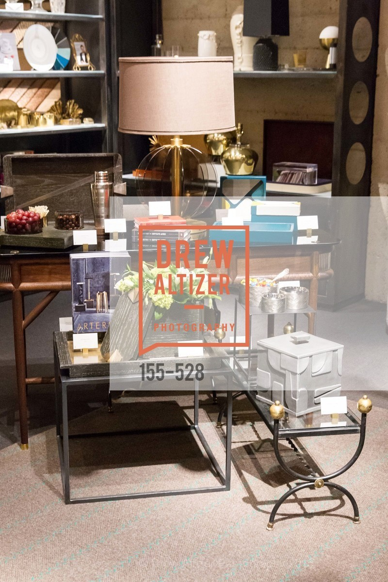 Atmosphere, Jay Jeffers for Arteriors Launch, Jay Jeffers - The Store. 1035 Post St, November 12th, 2015