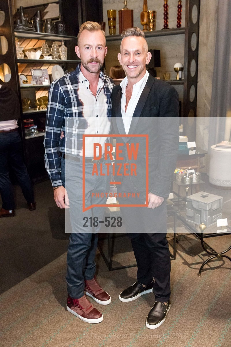 Michael Purdy, Jay Jeffers, Jay Jeffers for Arteriors Launch, Jay Jeffers - The Store. 1035 Post St, November 12th, 2015,Drew Altizer, Drew Altizer Photography, full-service agency, private events, San Francisco photographer, photographer california