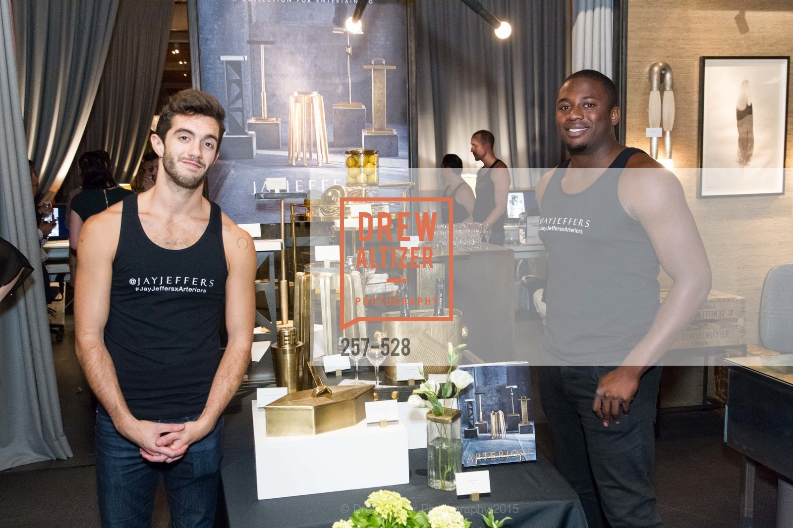 Nicholas Korkos, Zlanten Nwuz, Jay Jeffers for Arteriors Launch, Jay Jeffers - The Store. 1035 Post St, November 12th, 2015,Drew Altizer, Drew Altizer Photography, full-service agency, private events, San Francisco photographer, photographer california