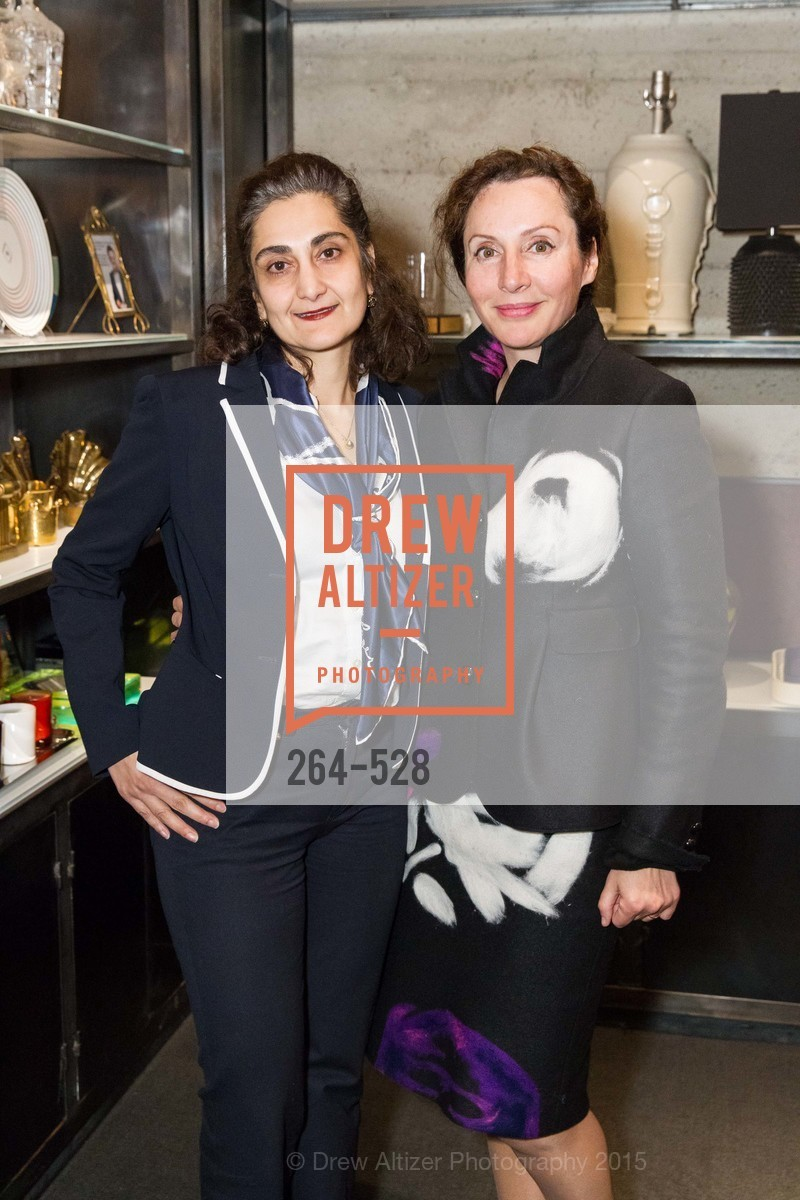 Fati Farmanfarmaian, Clara Shayevich, Jay Jeffers for Arteriors Launch, Jay Jeffers - The Store. 1035 Post St, November 12th, 2015,Drew Altizer, Drew Altizer Photography, full-service agency, private events, San Francisco photographer, photographer california