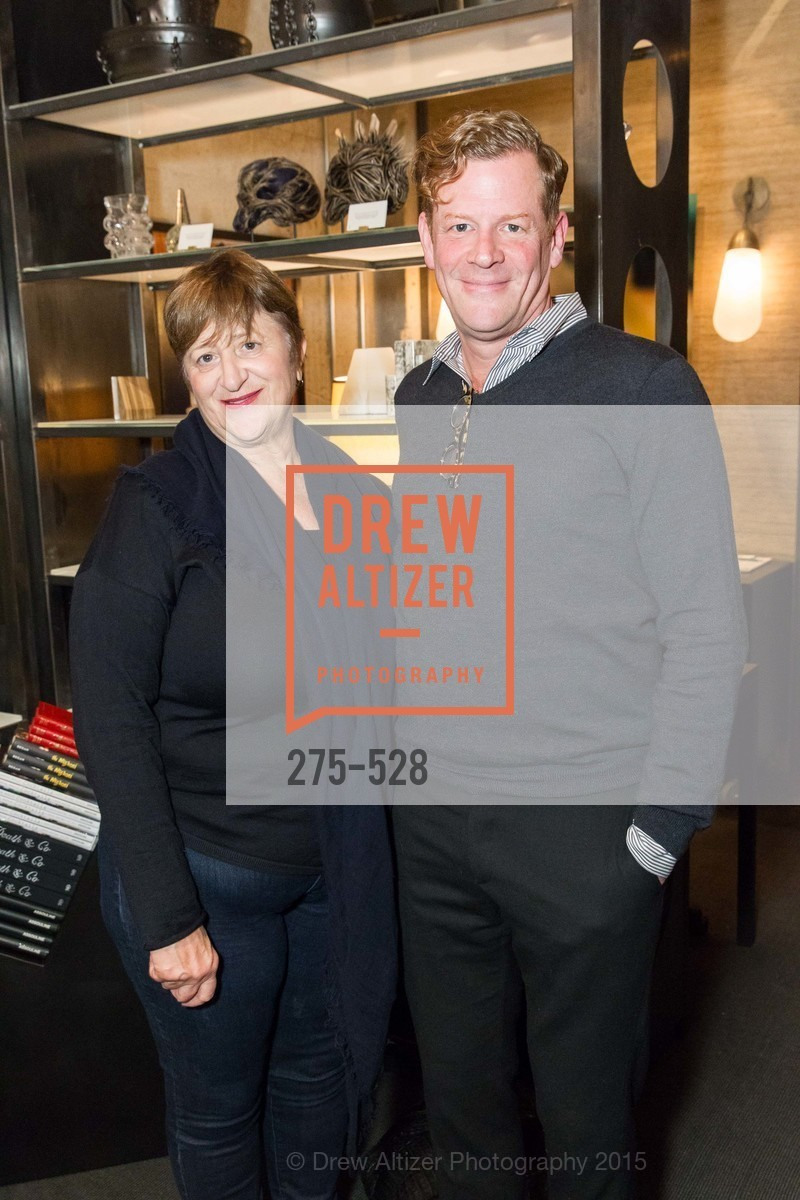 Susan Magley, Stuart Gilchrist, Jay Jeffers for Arteriors Launch, Jay Jeffers - The Store. 1035 Post St, November 12th, 2015,Drew Altizer, Drew Altizer Photography, full-service agency, private events, San Francisco photographer, photographer california