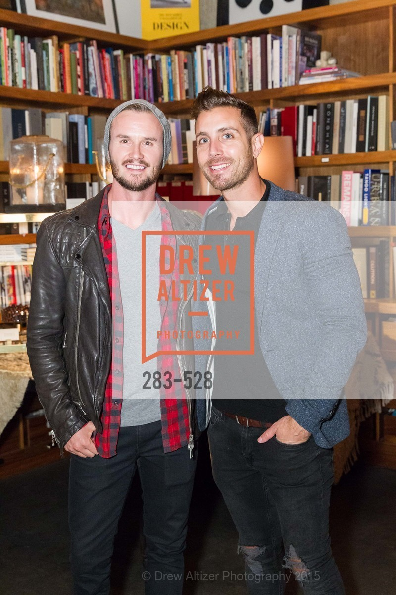 Declan McKer, Michael Gonsalves, Jay Jeffers for Arteriors Launch, Jay Jeffers - The Store. 1035 Post St, November 12th, 2015,Drew Altizer, Drew Altizer Photography, full-service agency, private events, San Francisco photographer, photographer california