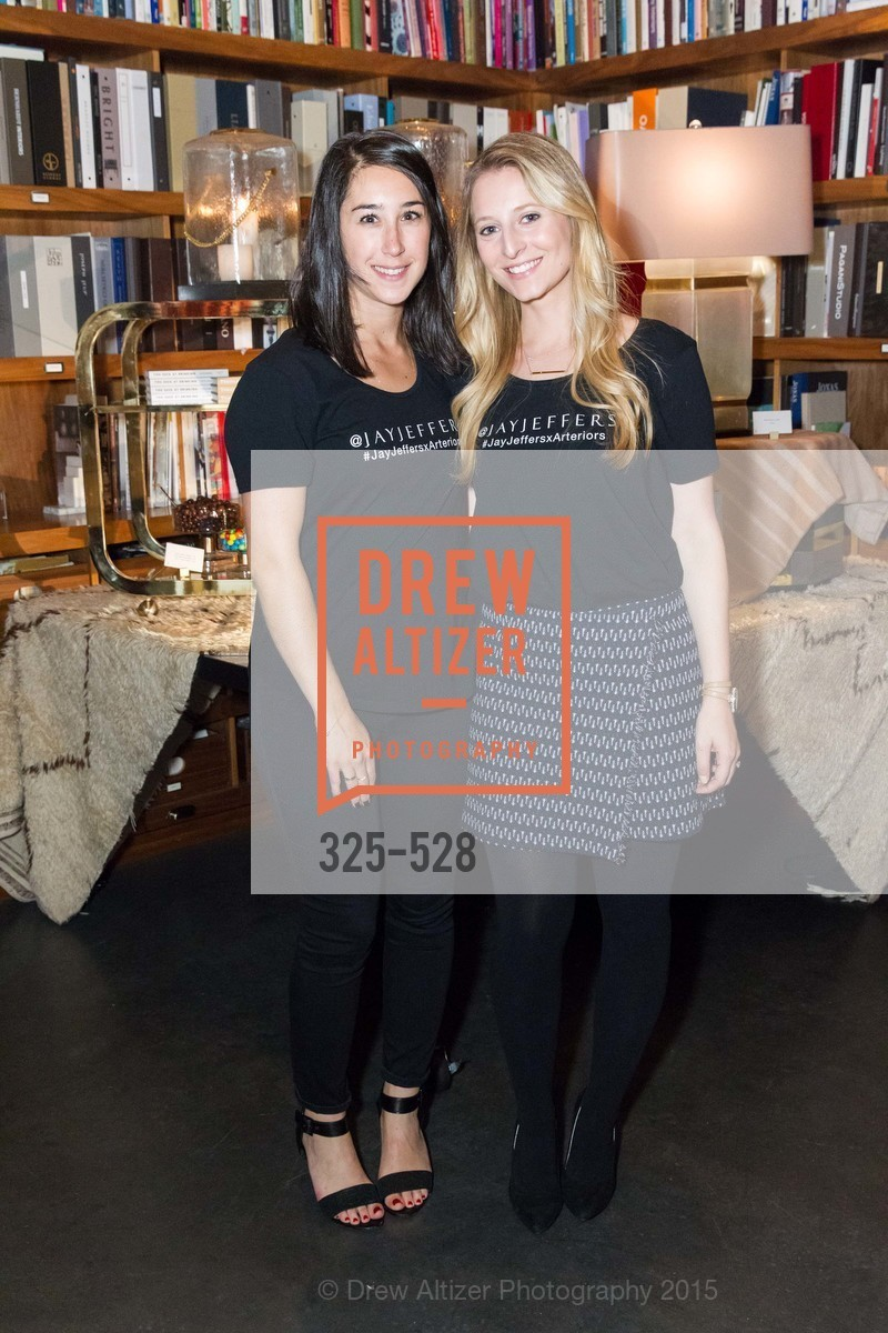 Dina Rosenberg, Nicole Kraft, Jay Jeffers for Arteriors Launch, Jay Jeffers - The Store. 1035 Post St, November 12th, 2015,Drew Altizer, Drew Altizer Photography, full-service agency, private events, San Francisco photographer, photographer california
