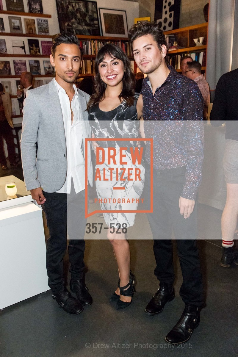 Edward Tohea, Gabriela Marmolejo, Patrick Curry, Jay Jeffers for Arteriors Launch, Jay Jeffers - The Store. 1035 Post St, November 12th, 2015,Drew Altizer, Drew Altizer Photography, full-service agency, private events, San Francisco photographer, photographer california
