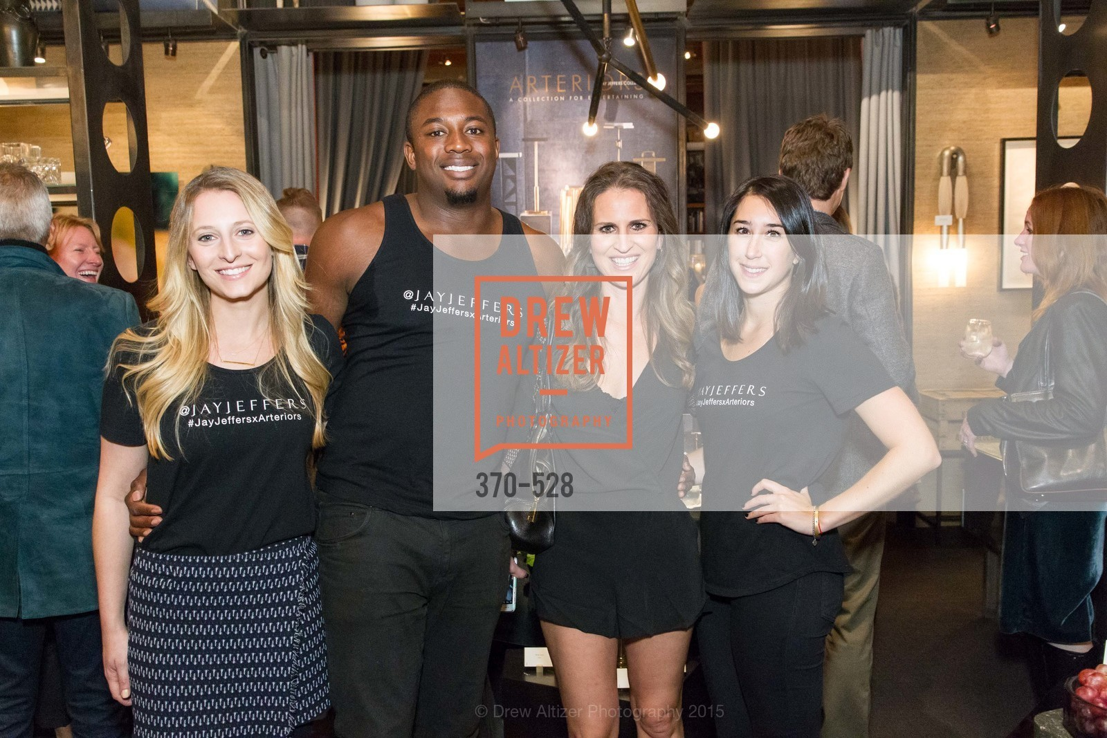 Nicole Kraft, Zlanten Nwuz, Jennifer Wade, Dina Rosenberg, Jay Jeffers for Arteriors Launch, Jay Jeffers - The Store. 1035 Post St, November 12th, 2015,Drew Altizer, Drew Altizer Photography, full-service agency, private events, San Francisco photographer, photographer california