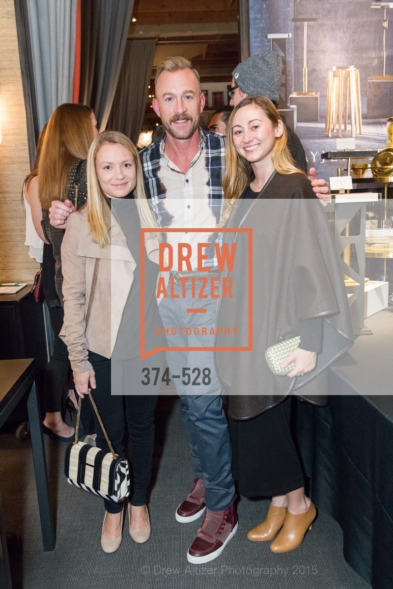 Pia Oien, Michael Purdy, Rebecca Revel, Jay Jeffers for Arteriors Launch, Jay Jeffers - The Store. 1035 Post St, November 12th, 2015,Drew Altizer, Drew Altizer Photography, full-service agency, private events, San Francisco photographer, photographer california