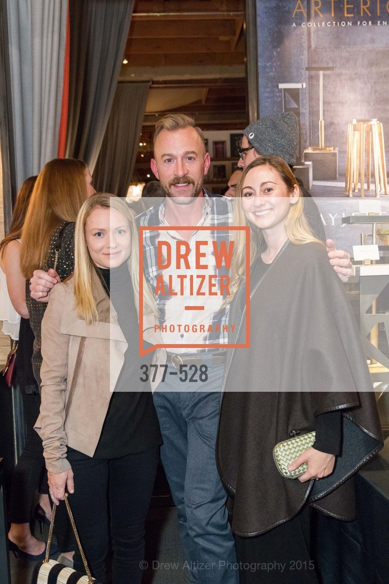 Pia Oien, Michael Purdy, Rebecca Rebel, Jay Jeffers for Arteriors Launch, Jay Jeffers - The Store. 1035 Post St, November 12th, 2015,Drew Altizer, Drew Altizer Photography, full-service agency, private events, San Francisco photographer, photographer california
