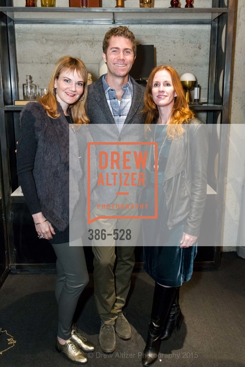 Ginger Coy, Brad Coy, Penelope Jones, Jay Jeffers for Arteriors Launch, Jay Jeffers - The Store. 1035 Post St, November 12th, 2015,Drew Altizer, Drew Altizer Photography, full-service agency, private events, San Francisco photographer, photographer california