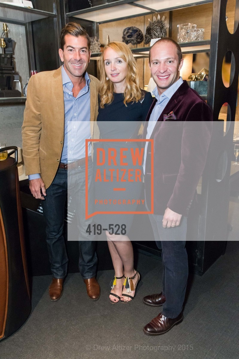 Eric McFarland, Victoria Nady, Brad Krefman, Jay Jeffers for Arteriors Launch, Jay Jeffers - The Store. 1035 Post St, November 12th, 2015,Drew Altizer, Drew Altizer Photography, full-service agency, private events, San Francisco photographer, photographer california