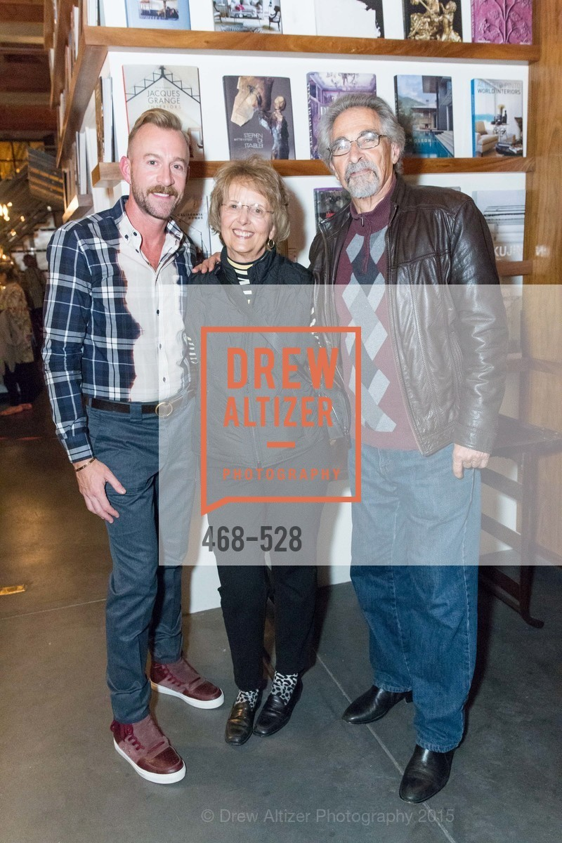 Michael Purdy, Susan Berkhout, Lewis Berkhout, Jay Jeffers for Arteriors Launch, Jay Jeffers - The Store. 1035 Post St, November 12th, 2015,Drew Altizer, Drew Altizer Photography, full-service agency, private events, San Francisco photographer, photographer california