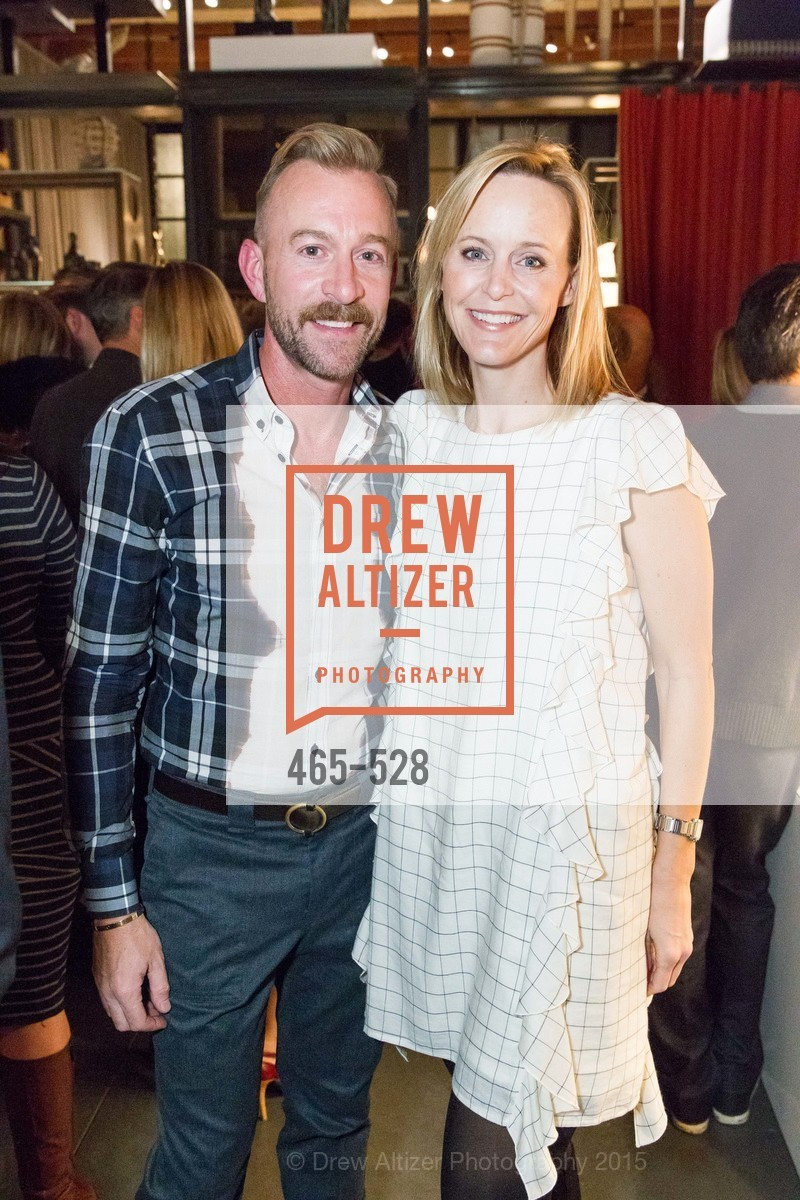 Michael Purdy, Kristen Evans, Jay Jeffers for Arteriors Launch, Jay Jeffers - The Store. 1035 Post St, November 12th, 2015,Drew Altizer, Drew Altizer Photography, full-service agency, private events, San Francisco photographer, photographer california