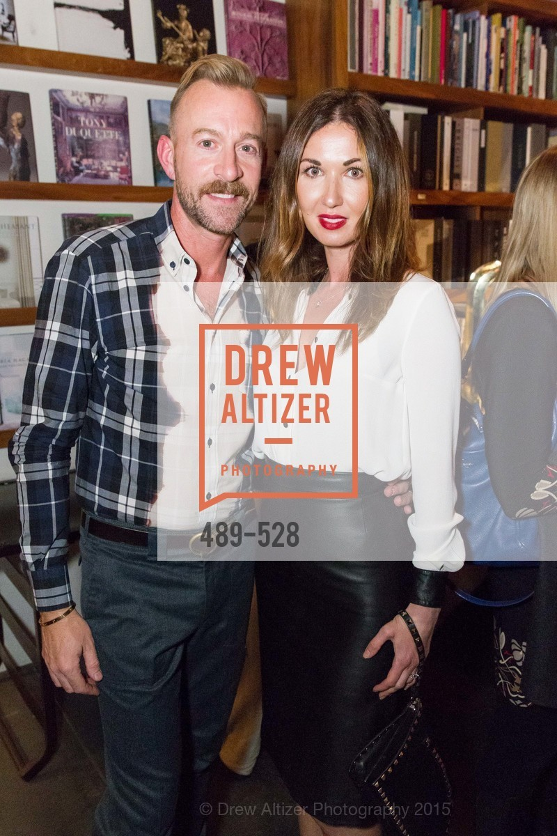 Michael Purdy, Camilla Papale, Jay Jeffers for Arteriors Launch, Jay Jeffers - The Store. 1035 Post St, November 12th, 2015,Drew Altizer, Drew Altizer Photography, full-service agency, private events, San Francisco photographer, photographer california