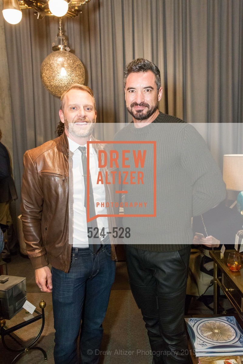 David Karraker, Adam Mundy, Jay Jeffers for Arteriors Launch, Jay Jeffers - The Store. 1035 Post St, November 12th, 2015,Drew Altizer, Drew Altizer Photography, full-service agency, private events, San Francisco photographer, photographer california