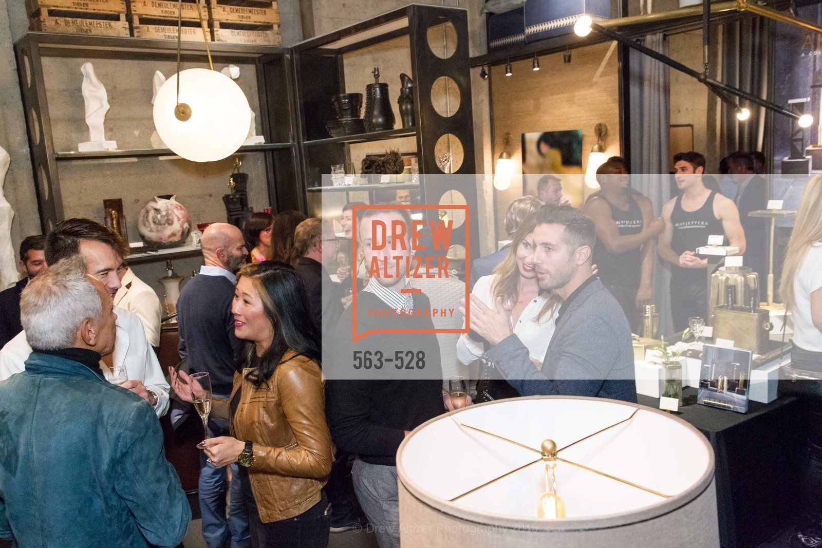 Atmosphere, Jay Jeffers for Arteriors Launch, Jay Jeffers - The Store. 1035 Post St, November 12th, 2015,Drew Altizer, Drew Altizer Photography, full-service event agency, private events, San Francisco photographer, photographer California