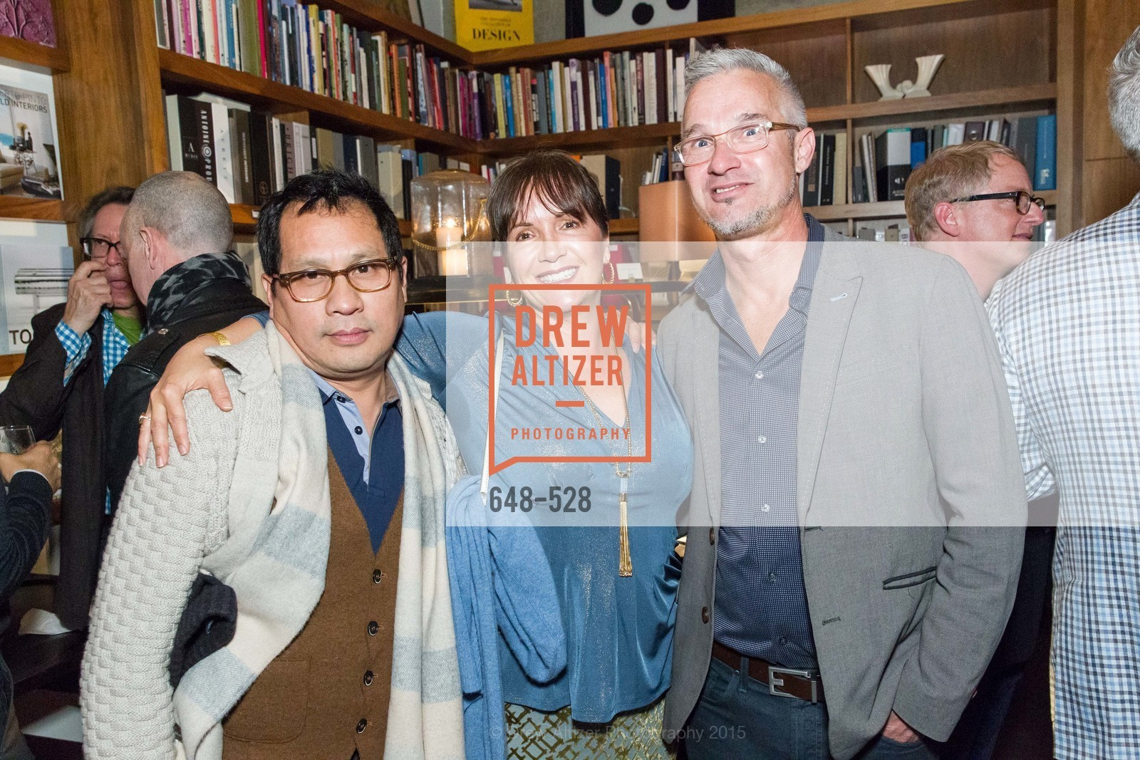 Gioi Tran, Claudia Juestel, Willem Racke, Jay Jeffers for Arteriors Launch, Jay Jeffers - The Store. 1035 Post St, November 12th, 2015,Drew Altizer, Drew Altizer Photography, full-service agency, private events, San Francisco photographer, photographer california