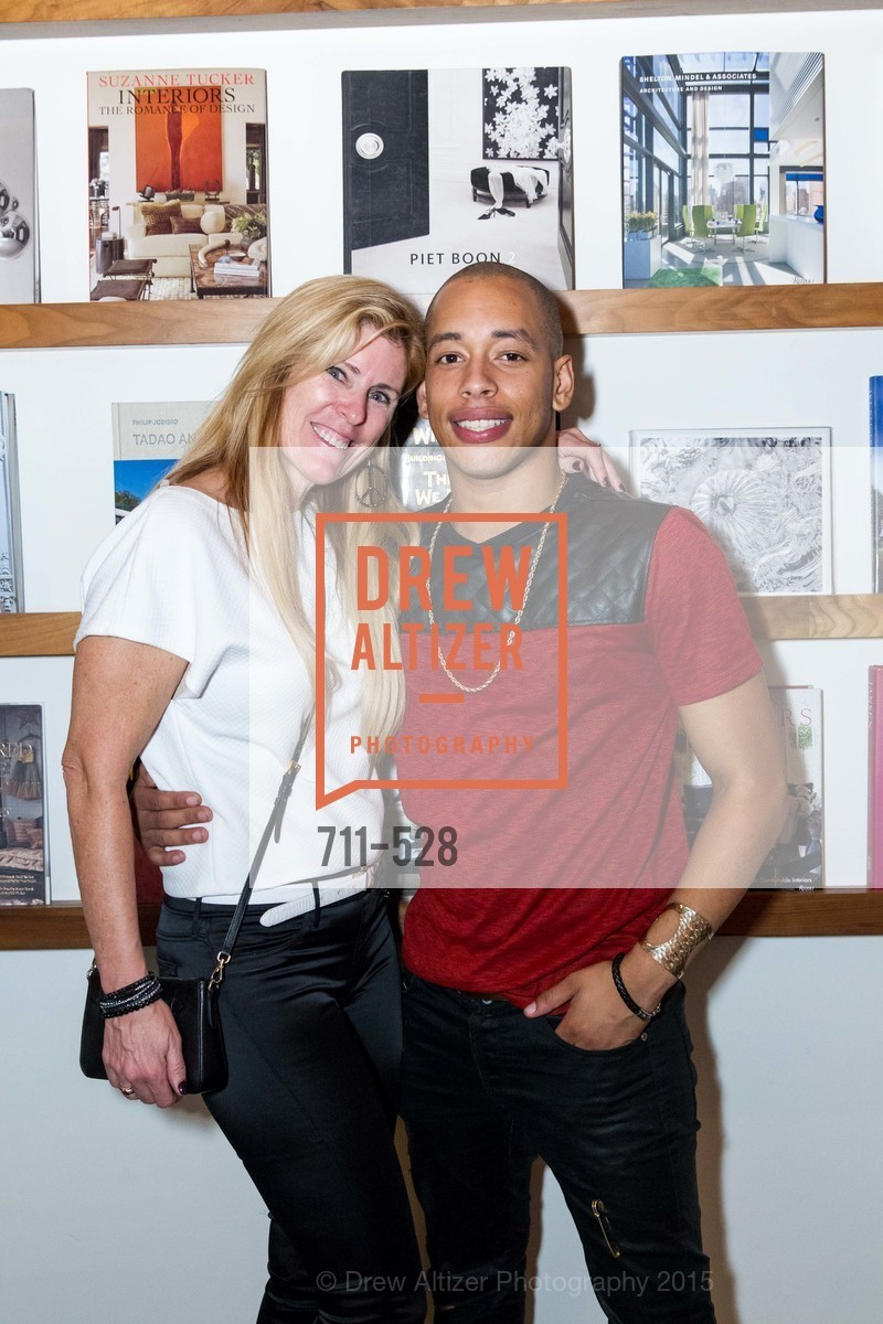 Sherry Hope-Kennedy, Ronnie Foster, Jay Jeffers for Arteriors Launch, Jay Jeffers - The Store. 1035 Post St, November 12th, 2015,Drew Altizer, Drew Altizer Photography, full-service agency, private events, San Francisco photographer, photographer california