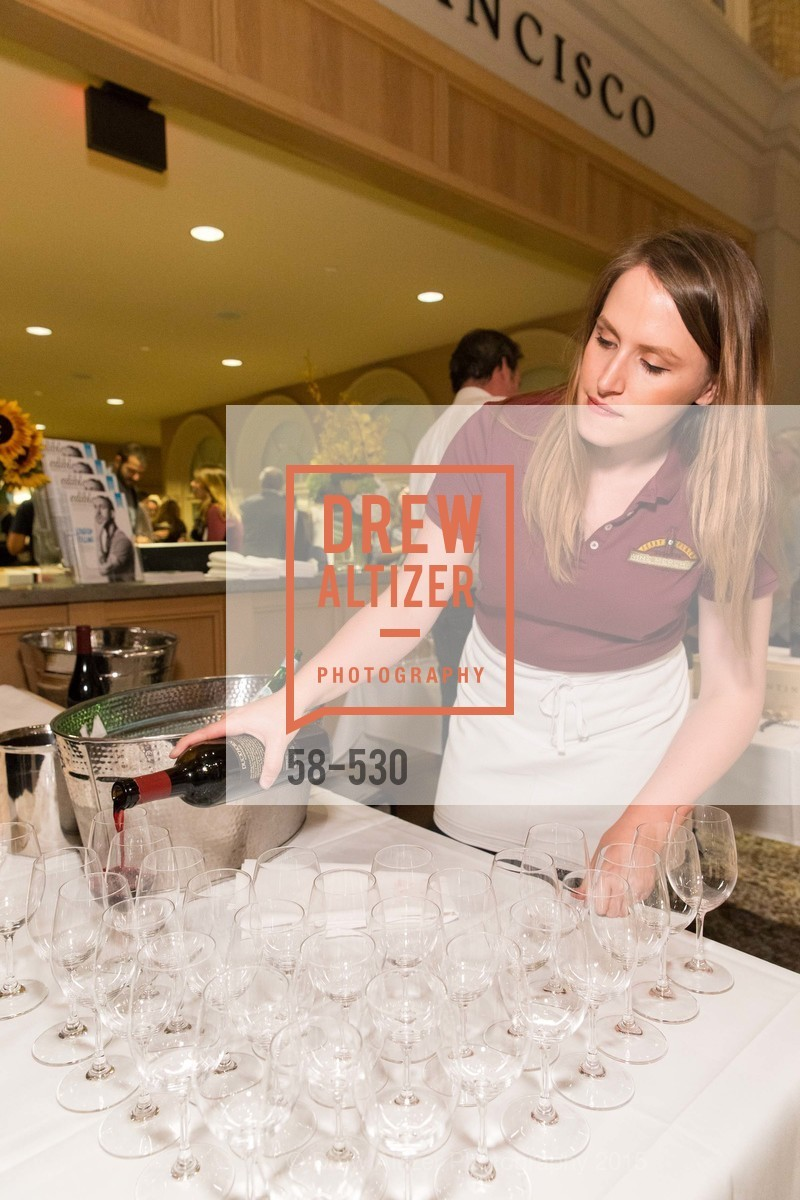 Atmosphere, The Aspen Institute Presents The Morris Series  Featuring Alice Waters, November 16th, 2015, Photo