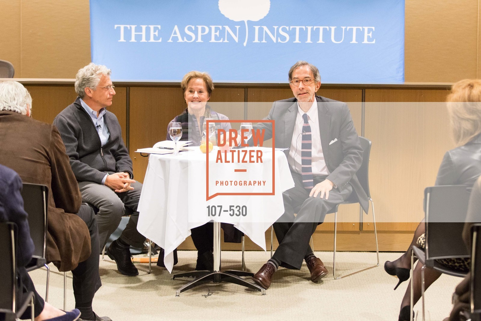 Top Picks, The Aspen Institute Presents The Morris Series  Featuring Alice Waters, November 16th, 2015, Photo,Drew Altizer, Drew Altizer Photography, full-service agency, private events, San Francisco photographer, photographer california