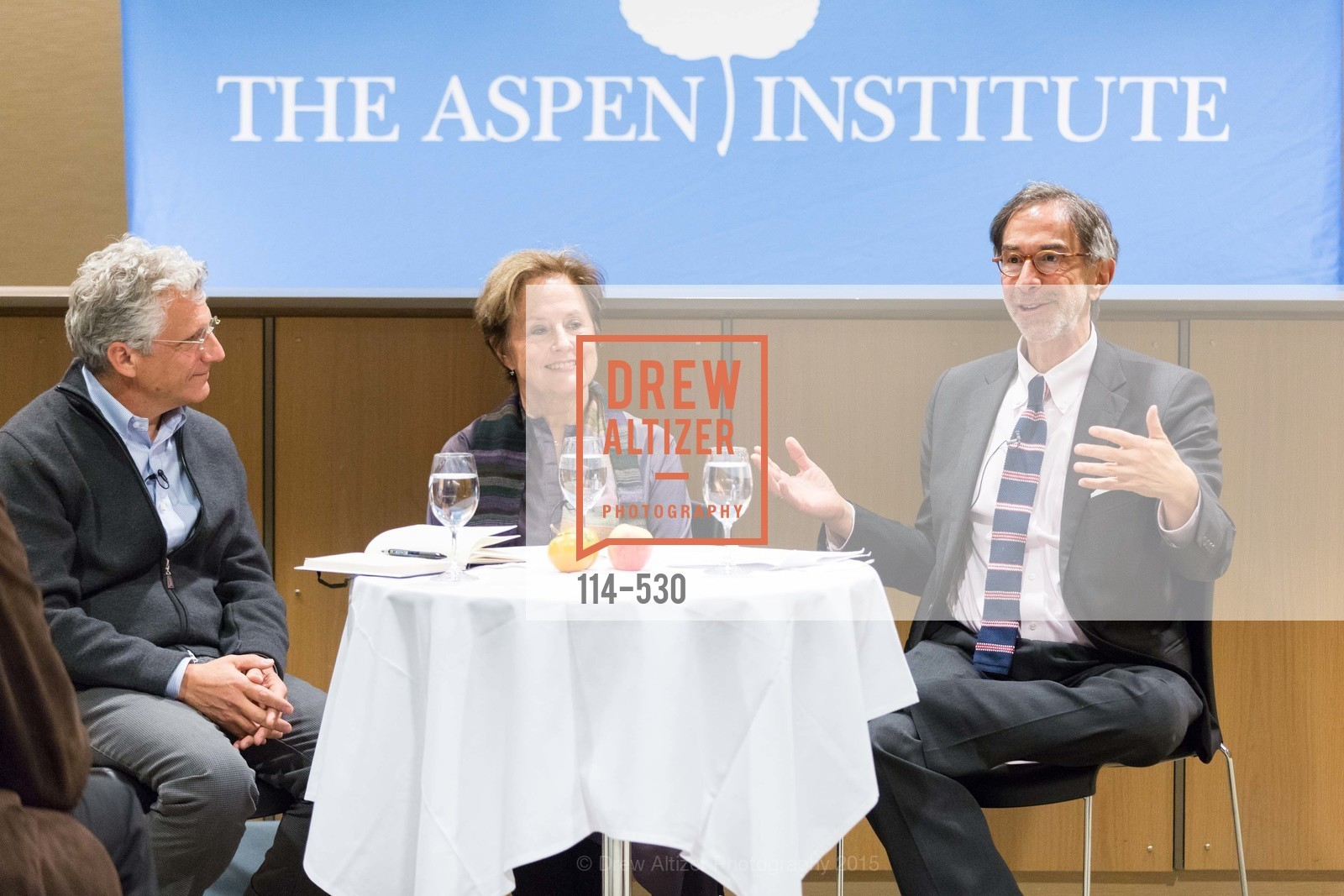Extras, The Aspen Institute Presents The Morris Series  Featuring Alice Waters, November 16th, 2015, Photo,Drew Altizer, Drew Altizer Photography, full-service agency, private events, San Francisco photographer, photographer california