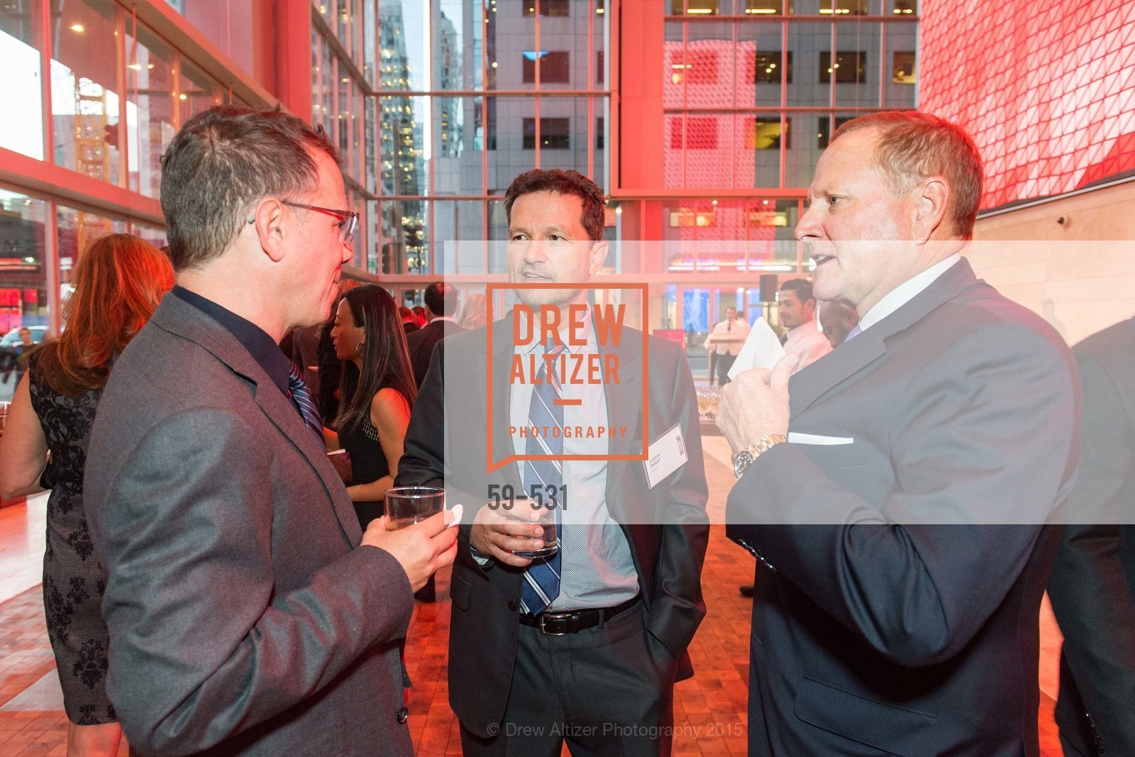 Douglas Giesey, Justin Smart, Rob Paratt, Kilroy Unveiling Presents Virtual Depictions: San Francisco by Refik Anadol, 350 Mission Street. 350 Mission Street, November 16th, 2015,Drew Altizer, Drew Altizer Photography, full-service agency, private events, San Francisco photographer, photographer california