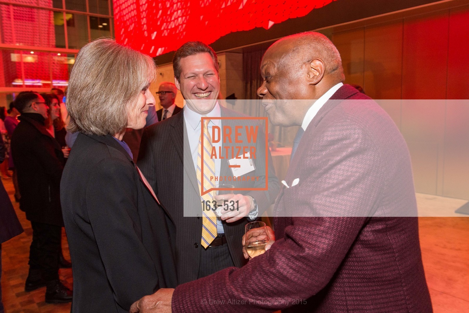 Mike Grisso, Willie Brown, Kilroy Unveiling Presents Virtual Depictions: San Francisco by Refik Anadol, 350 Mission Street. 350 Mission Street, November 16th, 2015,Drew Altizer, Drew Altizer Photography, full-service agency, private events, San Francisco photographer, photographer california