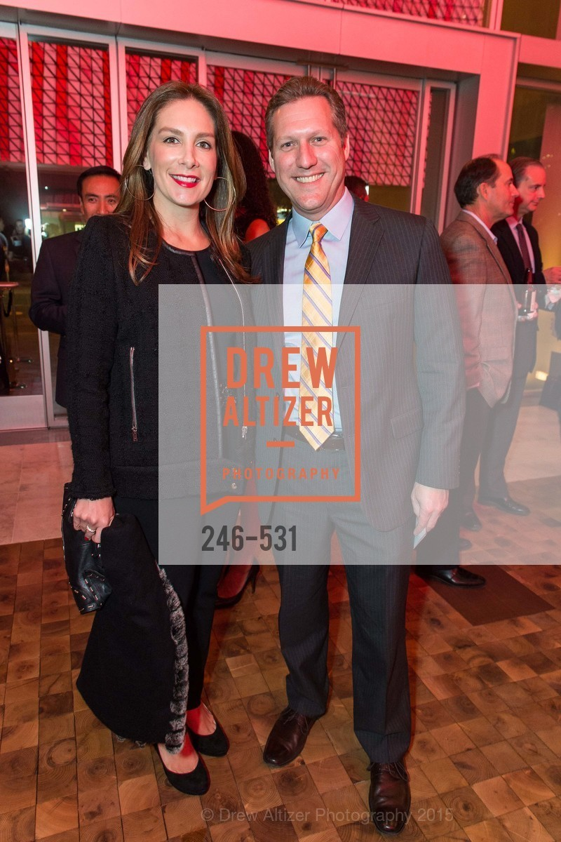 Stefanie Roumeliotes, Mike Grisso, Kilroy Unveiling Presents Virtual Depictions: San Francisco by Refik Anadol, 350 Mission Street. 350 Mission Street, November 16th, 2015,Drew Altizer, Drew Altizer Photography, full-service agency, private events, San Francisco photographer, photographer california