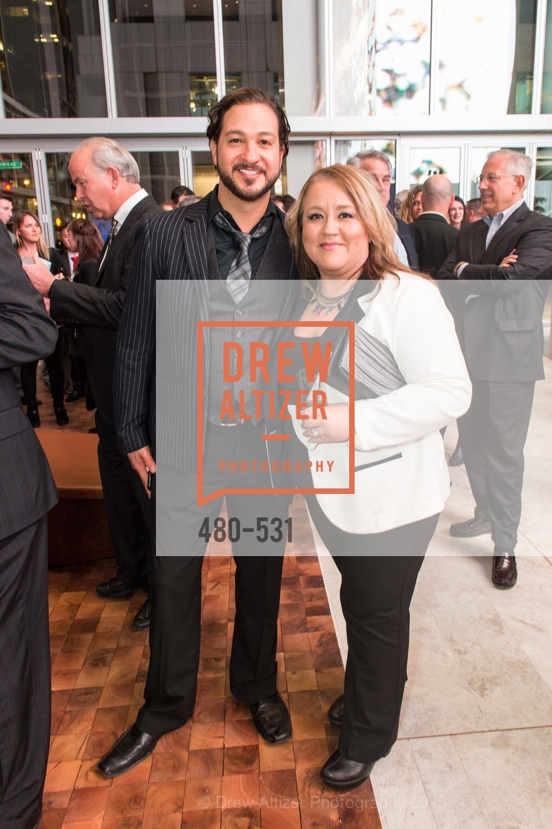 John Gomez, Monica Gomez, Kilroy Unveiling Presents Virtual Depictions: San Francisco by Refik Anadol, 350 Mission Street. 350 Mission Street, November 16th, 2015,Drew Altizer, Drew Altizer Photography, full-service agency, private events, San Francisco photographer, photographer california