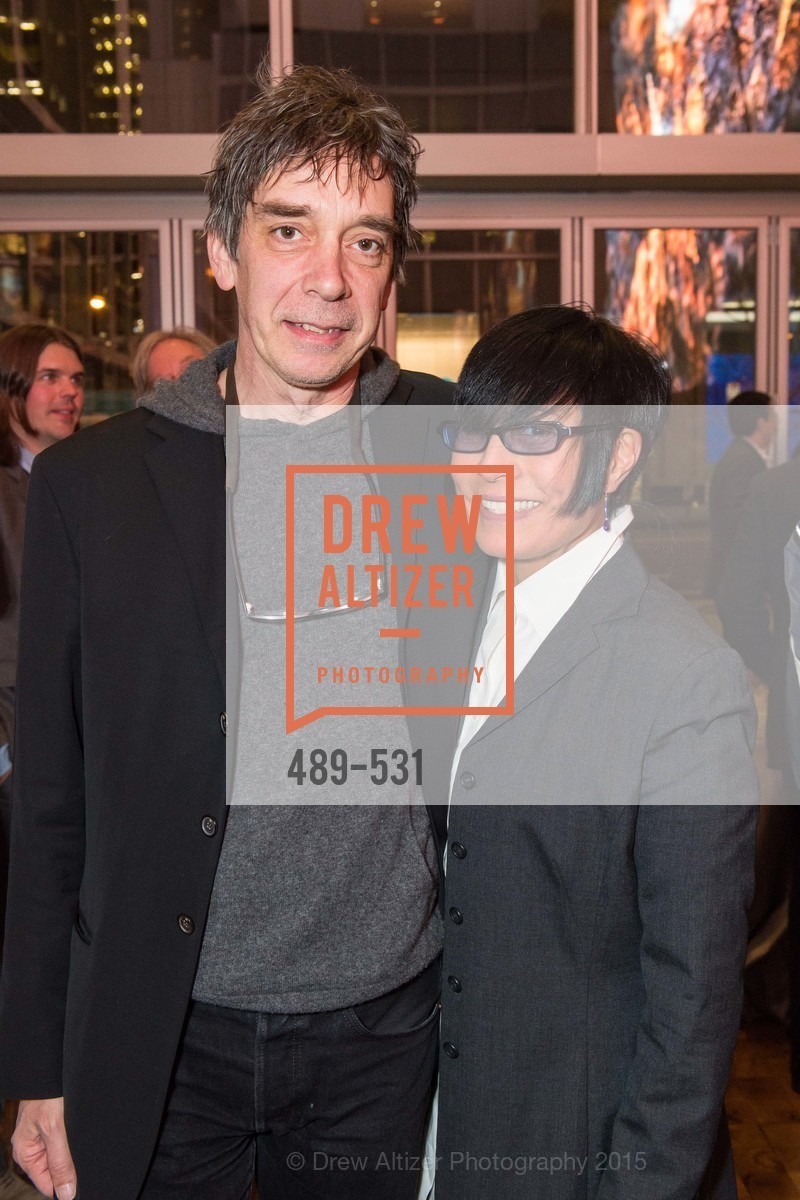 Scott Minneman, JD Beltran, Kilroy Unveiling Presents Virtual Depictions: San Francisco by Refik Anadol, 350 Mission Street. 350 Mission Street, November 16th, 2015,Drew Altizer, Drew Altizer Photography, full-service event agency, private events, San Francisco photographer, photographer California