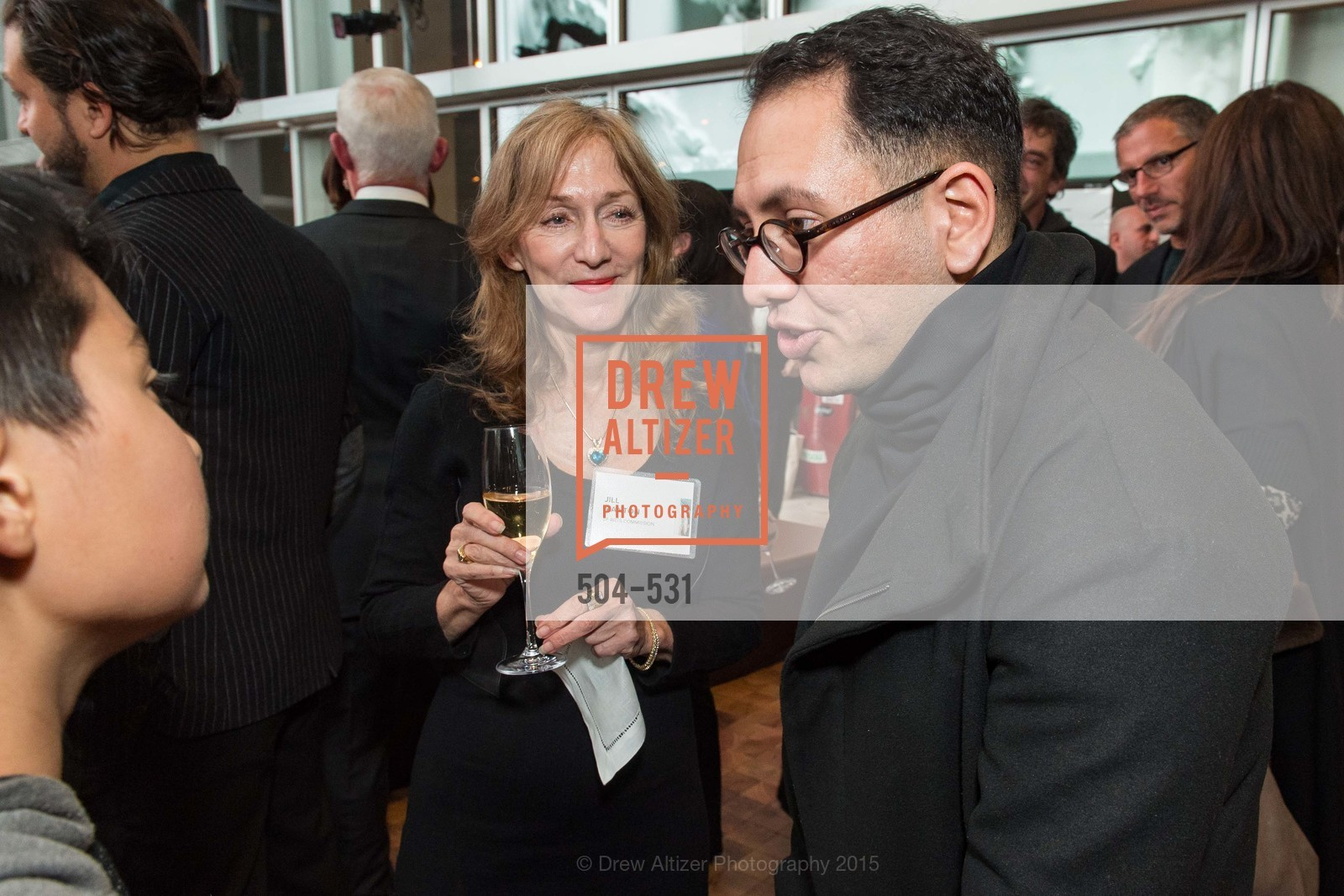 Jill Manton, Refik Anadol, Kilroy Unveiling Presents Virtual Depictions: San Francisco by Refik Anadol, 350 Mission Street. 350 Mission Street, November 16th, 2015,Drew Altizer, Drew Altizer Photography, full-service agency, private events, San Francisco photographer, photographer california