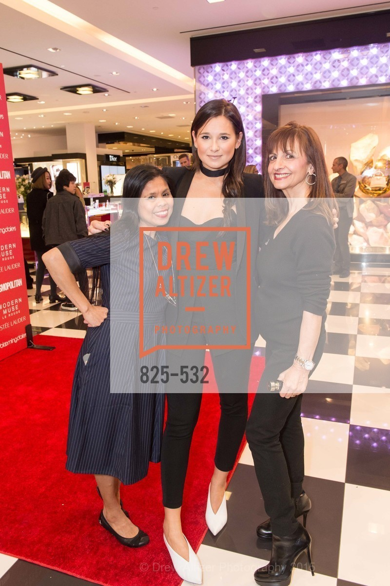 Extras, Modern Muse Le Rouge Fragrance Launch, November 14th, 2015, Photo