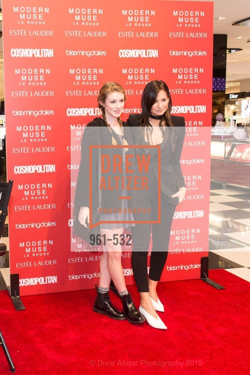 Step and Repeat, Modern Muse Le Rouge Fragrance Launch, November 14th, 2015, Photo,Drew Altizer, Drew Altizer Photography, full-service agency, private events, San Francisco photographer, photographer california