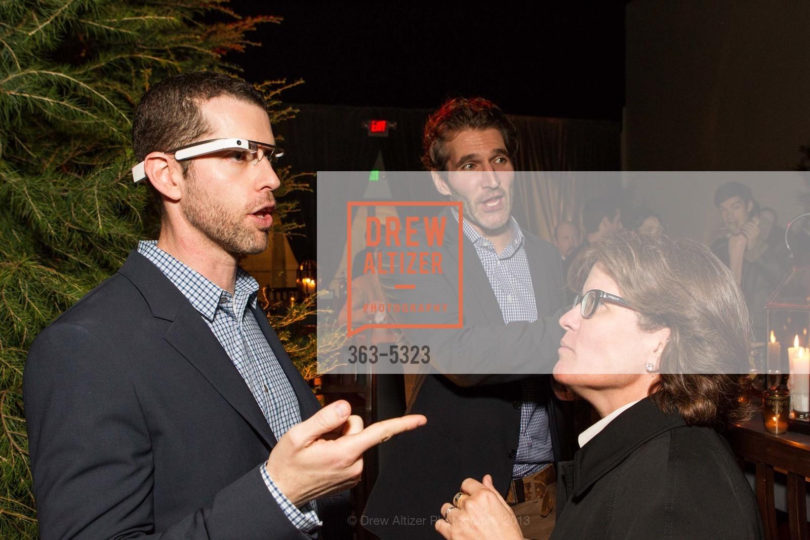 D.B. Weiss, David Benioff, Kara Swisher, Photo #363-5323