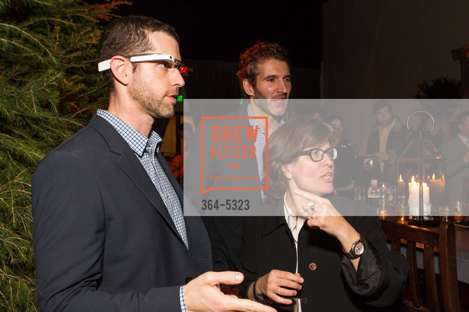 D.B. Weiss, David Benioff, Kara Swisher, Photo #364-5323