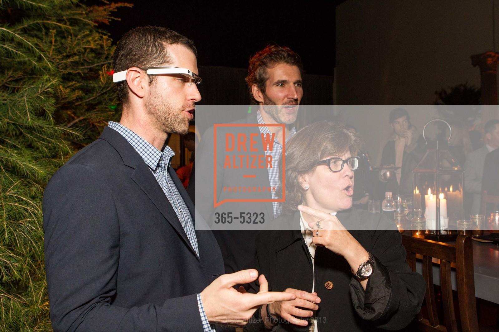 D.B. Weiss, David Benioff, Kara Swisher, Photo #365-5323