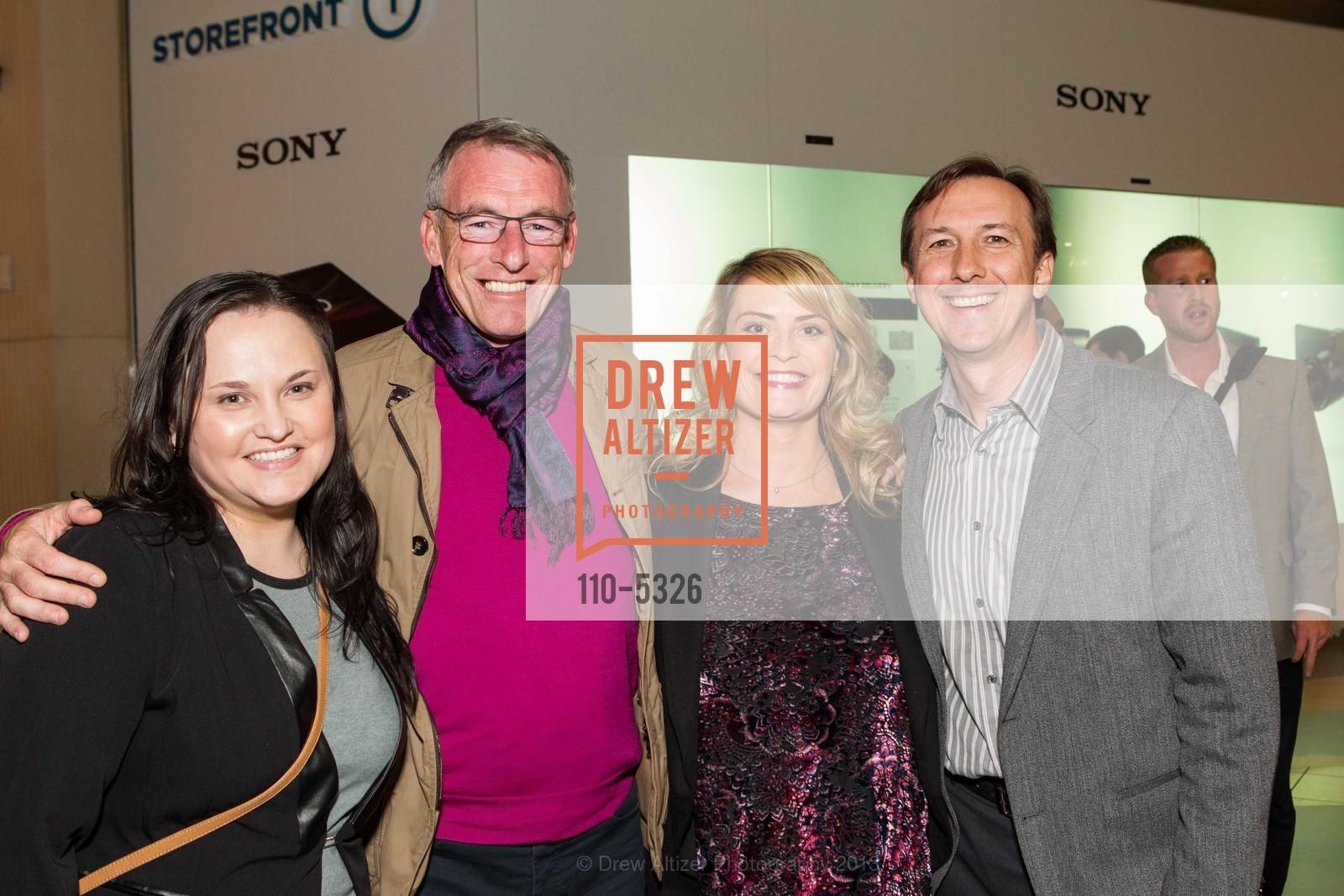 Michaela Ion, Brian Cheehan, Dan Stevenson, Photo #110-5326