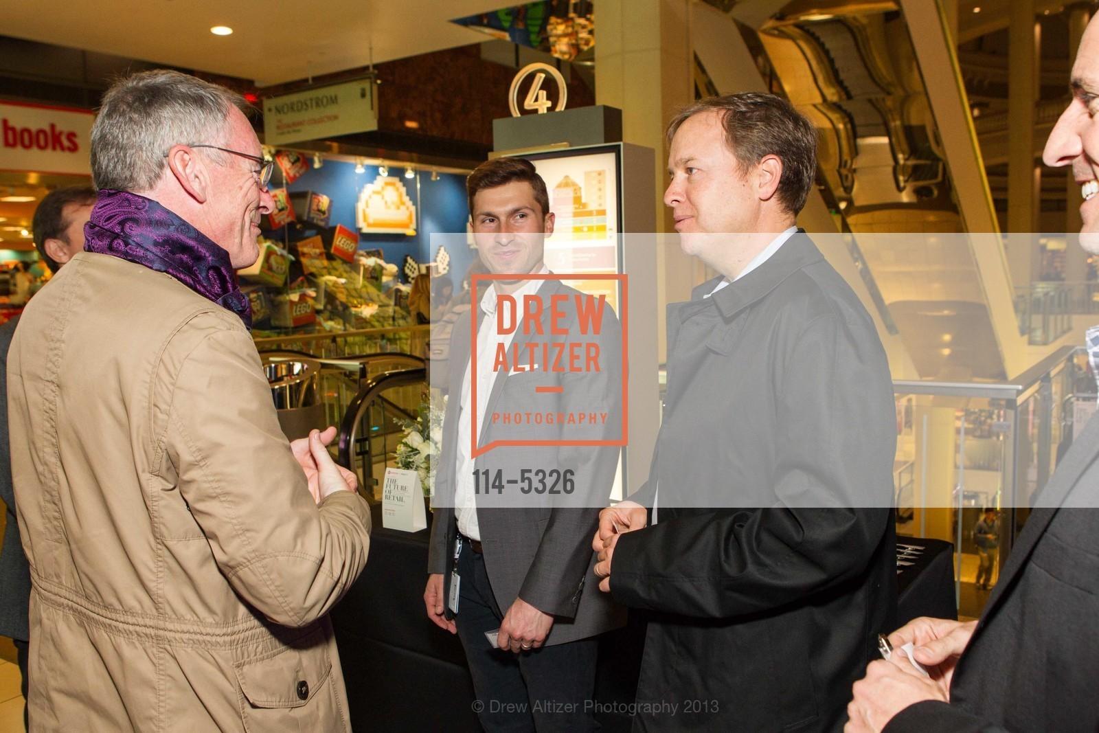 Brian Cheehan, Dan Stevenson, Healey Cypher, Bob Chase, Photo #114-5326