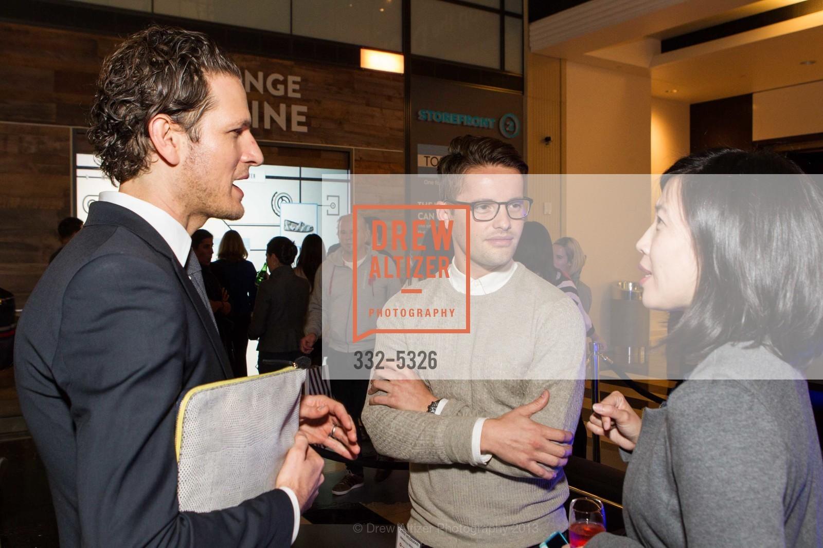 Uri Minkoff, Chase Weldeman, Michelle Kung, Photo #332-5326